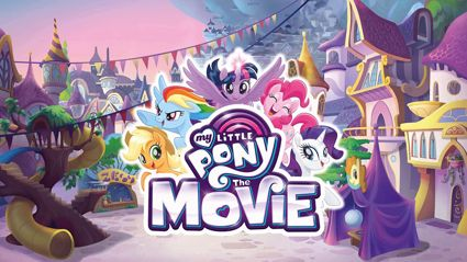 Be a VIP at My Little Pony: The Movie
