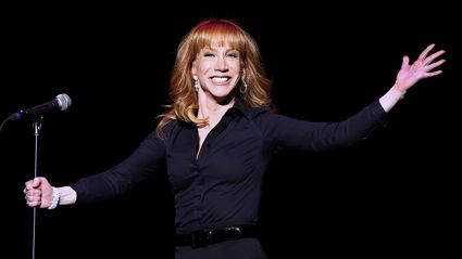 Kathy Griffin can't wait to wow Kiwi crowds
