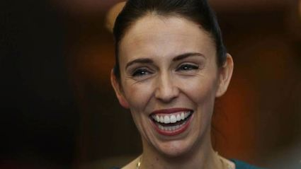 Prime Minister-in-waiting Jacinda Ardern: 'This is an exciting day'