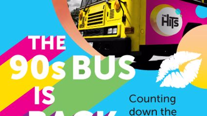 The 90s Bus Countdown