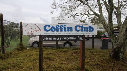 Try it Out Tuesday - Visiting the Kiwi Coffin Club Rotorua