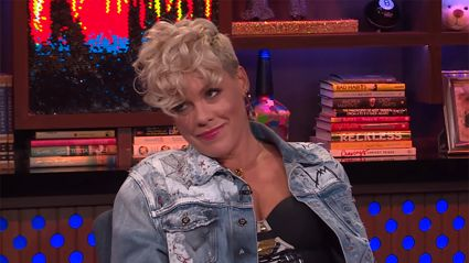 Pink opens up about her celebrity feuds with Christina Aguilera and Kim Kardashian