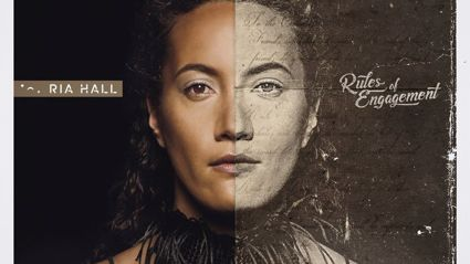 Ria Hall joins Estelle to talk about her new album 'Rules of Engagement'