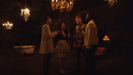 Pentatonix kicks off Christmas with spine-tingling 'Away in a Manger' video