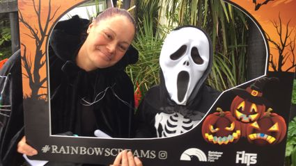 ROTORUA: Rainbow Springs Halloween Festival Photos Part 2