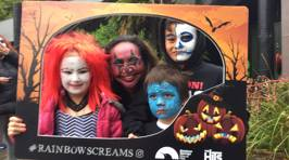 ROTORUA: Rainbow Springs Halloween Festival Photos Part 3