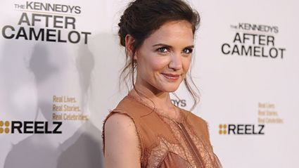 Katie Holmes debuts new pixie cut - and we love it!