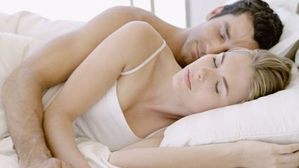 These sleeping positions could be signal red flags in a relationship