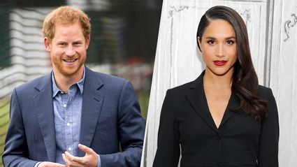 Prince Harry and Meghan Markle are actually related