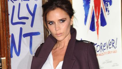 Victoria Beckham hits back at trolls who fat-shamed her daughter Harper