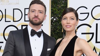 Justin Timberlake and Jessica Biel share rare photo of son Silas and he is adorable!