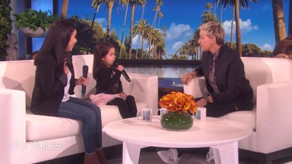 Ellen DeGeneres' heartwarming surprise for this 5-year-old girl will leave you in tears