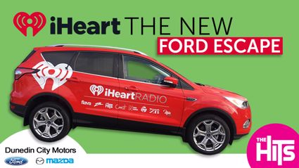 iHeart the new Ford Escape