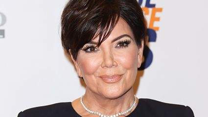 Kris Jenner is unrecognisable as she goes peroxide blonde