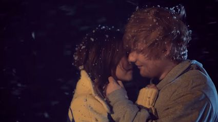 Ed Sheeran's brand new music video is just as romantic as the song