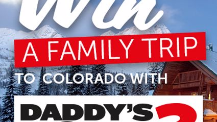Win a Family Holiday to Colorado thanks to Daddy's Home 2