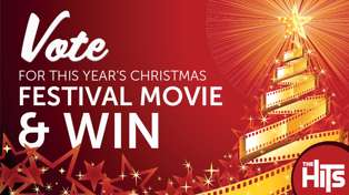 ROTORUA: Vote for this year's Christmas festival movie and win