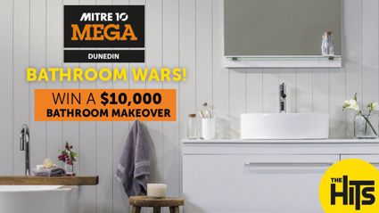 Mitre 10 MEGA - Bathroom Wars