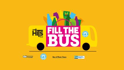 Fill The Bus for the Tauranga Community Foodbank