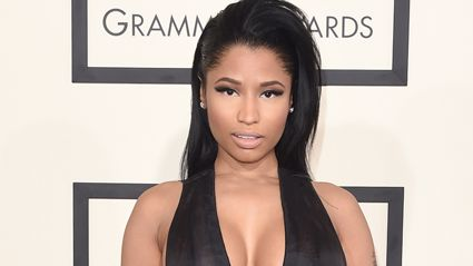 "Nicki Minaj tries to ""break the internet"" with racy NSFW Paper magazine cover"