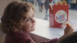 This adorable McDonald's Christmas advert is warming hearts everywhere