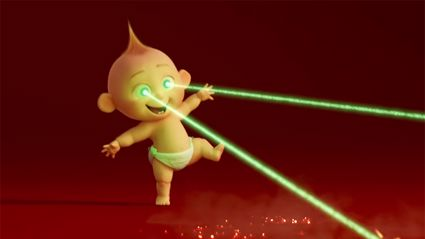 Disney has released the first sneak peek at the new Incredibles 2 movie