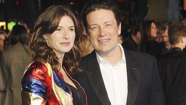 Jamie Oliver is slammed after banning his 14-year-old daughter from posting  selfies
