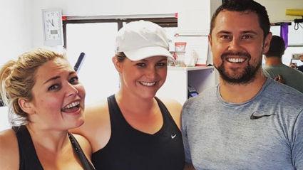 Sarah, Sam and Toni's ULTIMATE Workout Playlist