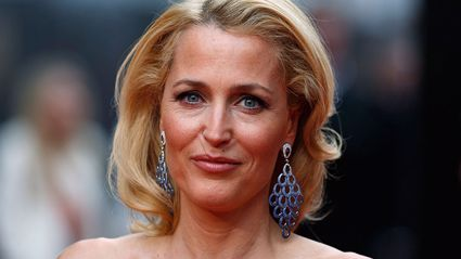 Gillian Anderson sends the internet crazy after stepping out with lookalike daughter
