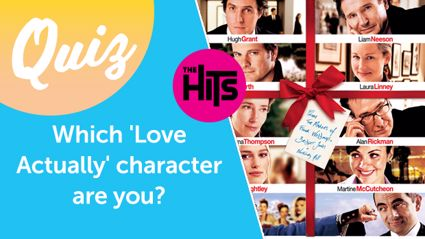 QUIZ: Which 'Love Actually' character are you?