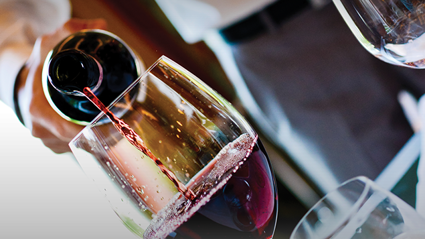 Apparently drinking this type of wine makes you more attractive