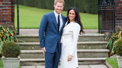 Prince Harry and Meghan Markle announce royal engagement
