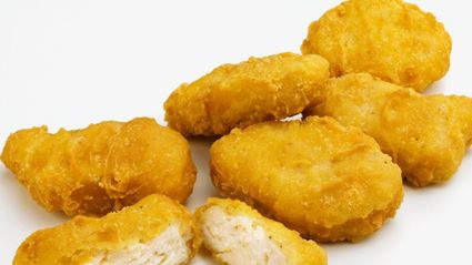 McDonald's reveals the truth about Chicken McNugget shapes...