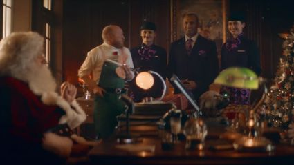 Air New Zealand has just dropped a hilariously Kiwi Christmas ad!