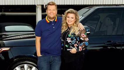 The latest Carpool Karaoke featuring Kelly Clarkson will blow you away