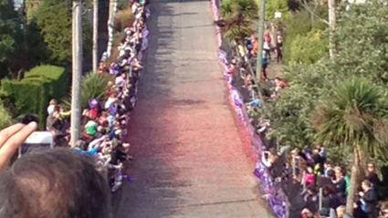 Dave Visits The Dunedin Jaffa Race