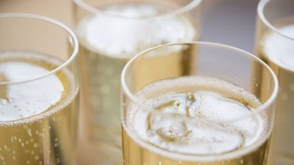 SodaStream now has a sparkling wine range!