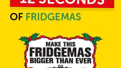 Stace & Flynny's 12 Seconds of Fridgemas
