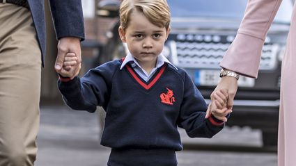 Prince William has shared Prince George's handwritten wish list for Santa - and it's ADORABLE!