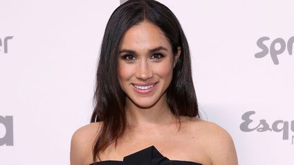 Fans are not happy with Meghan Markle's face on her new ELLE magazine cover