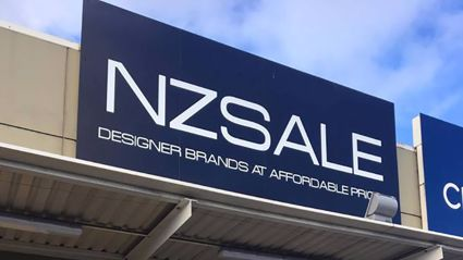 Online shop NZ Sale has been slammed for its inappropriate kids clothes