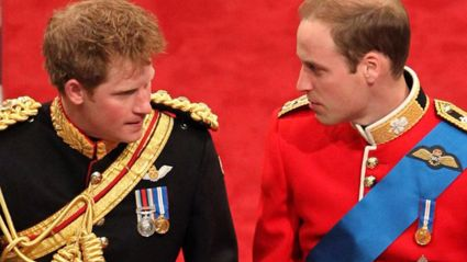 Here's why Prince William can't be Prince Harry's 'best man' at the royal wedding