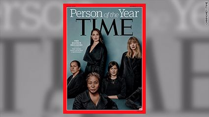 Brodie Kane on the Time Person of the Year 2017