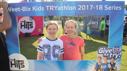 SOUTH AUCKLAND - SANITARIUM WEET-BIX KIDS TRYATHLON 1