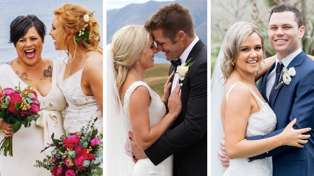 The Kiwi celebrity weddings of 2017 that absolutely won our hearts