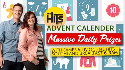 WIN with The Hits Advent Calendar!