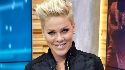 Pink hits out at well-known comedian after he made sexist comments towards her