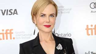 Nicole Kidman is unrecognisable after debuting dark lob haircut