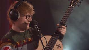Watch Ed Sheeran's stunning cover of the Pogues' Christmas classic