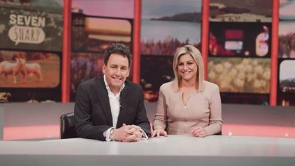 Toni Street and Mike Hosking are leaving 'Seven Sharp'